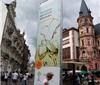 德国威斯巴登举行莱茵高葡萄酒节