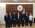 中国代表团顺利完成格鲁吉亚葡萄酒产业考察任务