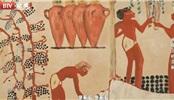 古波斯頂級葡萄酒,保留的這項傳統工序