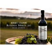 法国布兰维尔庄园美乐系列红酒,温润如玉的大众情人
