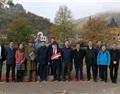 中国国际人才交流协会驻德国代表调研葡萄酒产业