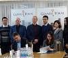 京东与匈牙利国营大托卡伊集团签署战略协议