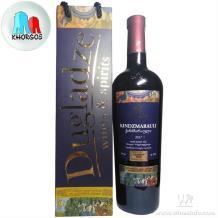 礼盒装:格鲁吉亚DUGLADZE金兹玛拉乌利2017法定半甜葡萄酒