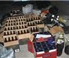 涉案6000万元 制售假洋酒团伙在广州被端