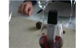 真正的品酒大师!可分析并记录葡萄酒口味