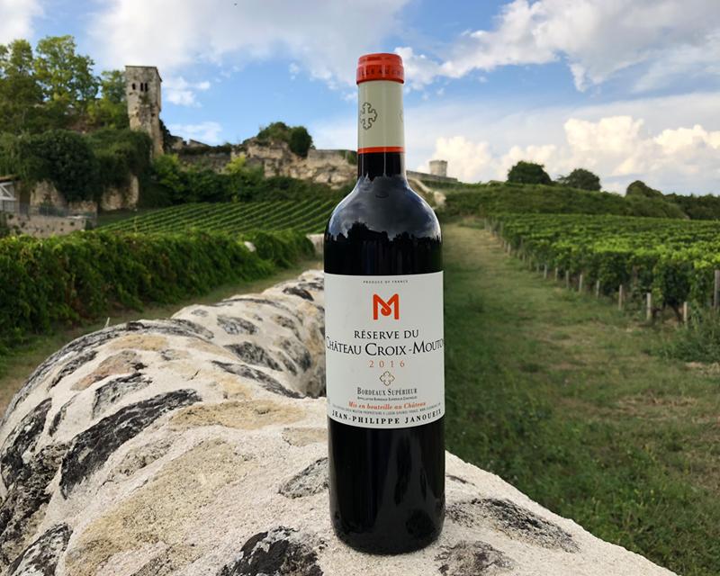 法國十字木桐珍藏紅酒13980650166