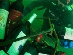 把葡萄酒放在海里储存味道会更好?网友:全是套路!