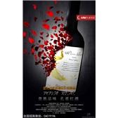 PAVO REAL孔雀名妆全国招商智利金孔雀老藤窖藏干红葡萄酒
