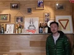寻味武汉葡萄酒餐吧,低调创始人藏有来自世界各地的400款葡萄酒