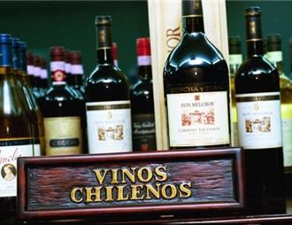 智利瓶裝葡萄酒6月出口量降價升 中國仍是主要目的地