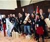 中国队在葡萄酒盲品世界锦标赛中获亚军
