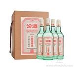 汾酒45度小批量專賣【釀造汾酒】汾酒450mL*4瓶禮盒09
