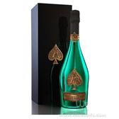 【正牌】黑桃A 绿金版香槟、法国黑桃A绿金版批发09