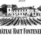 尚豐特內勒酒莊 Chateau Haut Fontenelle