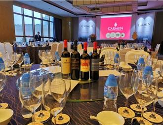 卡樂門酒莊舉行首席釀酒師全國巡回品鑒會