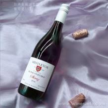 【连续13年红五星酒庄】澳大利亚弥溯家族园西拉干红葡萄酒