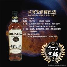 愛爾蘭烈酒威士忌原瓶原装进口爱尔兰威士忌、鸡尾酒、洋酒、烈酒、伏特加