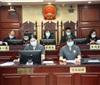 """庆阳中院:21起""""长城""""葡萄酒商标侵权案合并审理"""