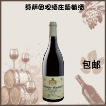 莫萨因坦酒庄夏山-蒙哈榭干白葡萄酒