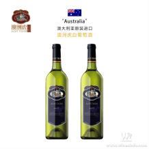 澳洲虎白葡萄酒原瓶原装进口