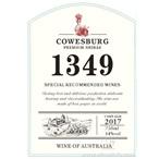 考滋堡1349干红葡萄酒