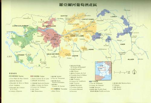 葡萄酒产区概述