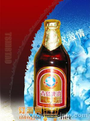 青岛金质啤酒(小瓶)(上海青岛啤酒