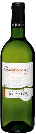 Famille Barsalou Chardonnay