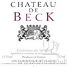 Chateau de Beck Rouge