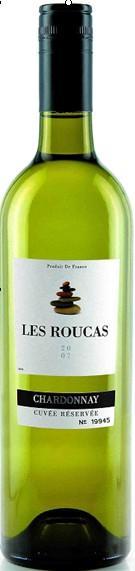 Les Roucas Chardonnay Cuvée reservée