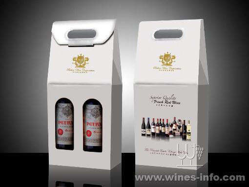红酒外包装袋xq-z012