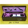 JX-175A  4件木盒装单瓶高级红酒套装(红酒