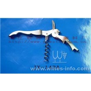 JX-143A 全不锈钢海马型开瓶器(酒刀