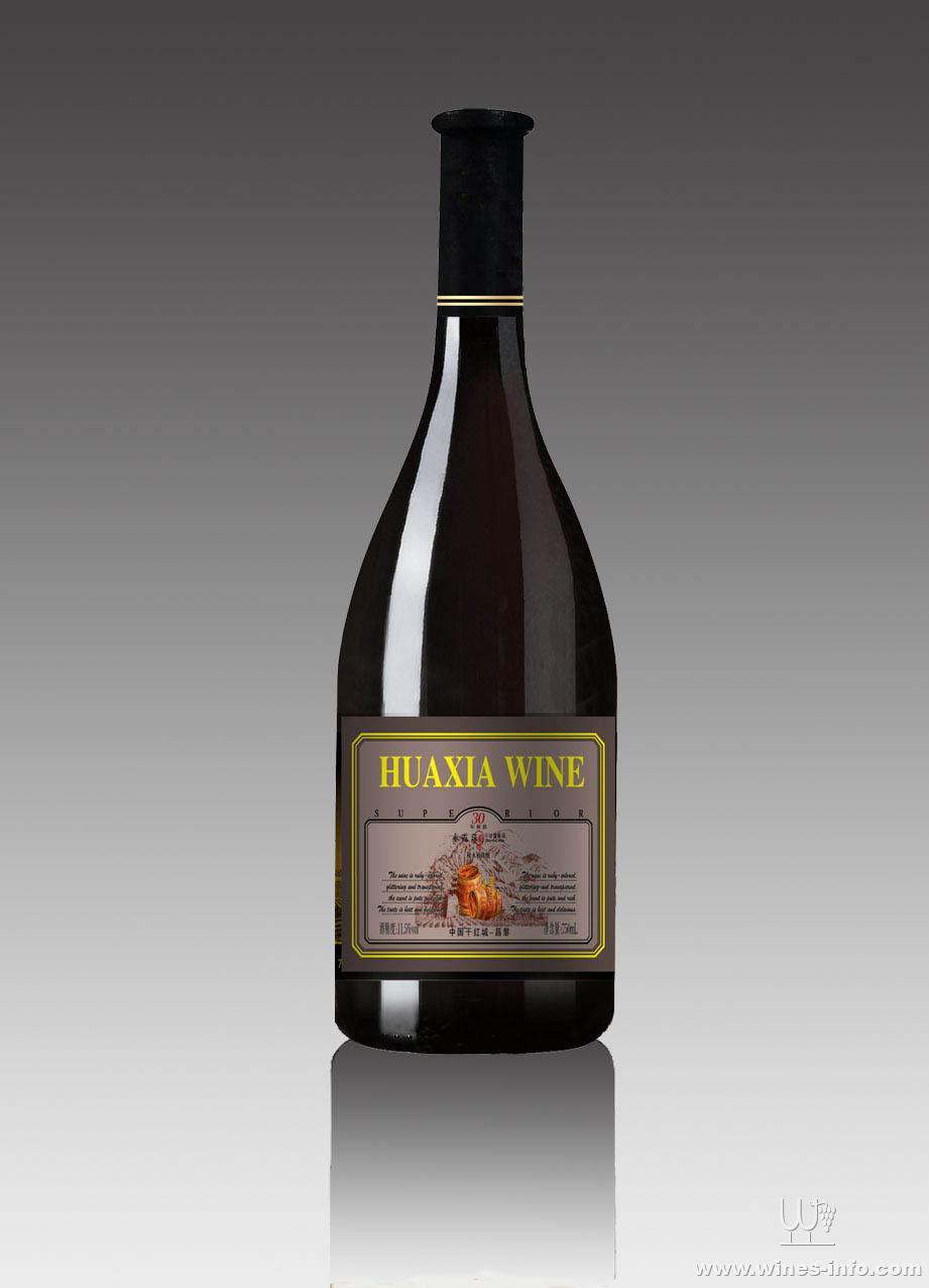 华夏赤霞珠干红葡萄酒:中国葡萄酒资讯网