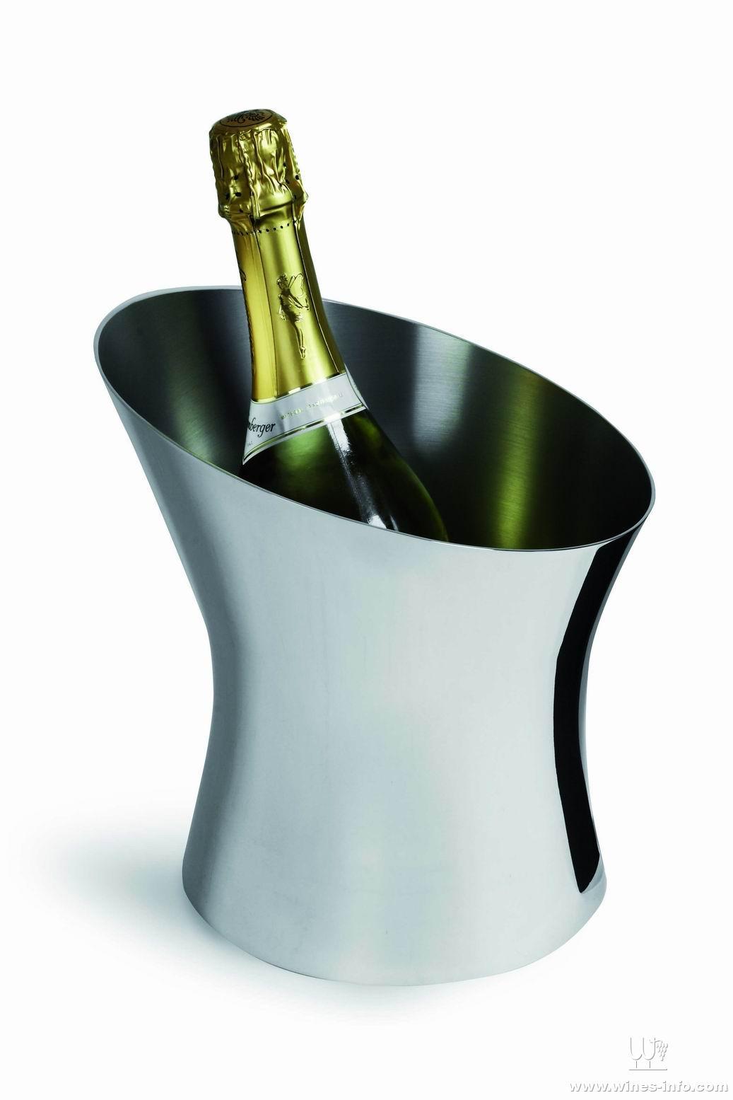 香槟冰桶:中国葡萄酒资讯网
