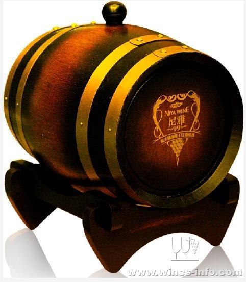 >>中信(新天)尼雅红葡萄酒(橡木桶)