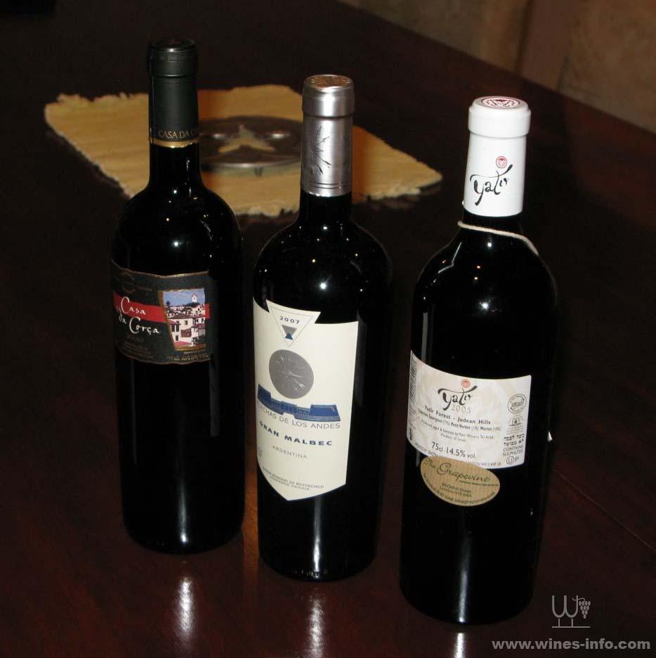 充满宗教味道的葡萄酒-- --蔻修酒(kosher wine)