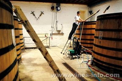 高清酿酒工艺手绘图