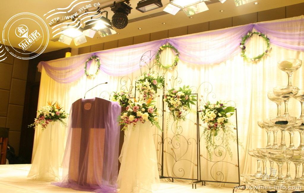 婚庆礼堂设计图