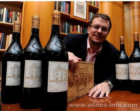 一:对进口葡萄酒色泽的鉴定