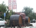 洛杉矶市区内的葡萄酒厂