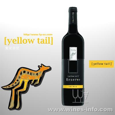 澳洲黄尾袋鼠珍藏西拉红葡萄酒:中国葡萄酒资