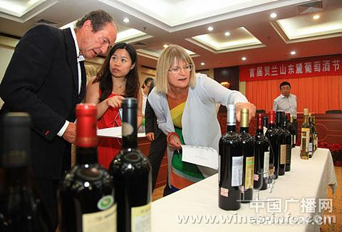 中国葡萄酒品鉴师jim sun对此次品鉴过程表示&