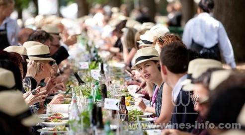 墨尔本美食美酒节3月开幕:西安葡萄酒资讯网美食街北郊中国图片