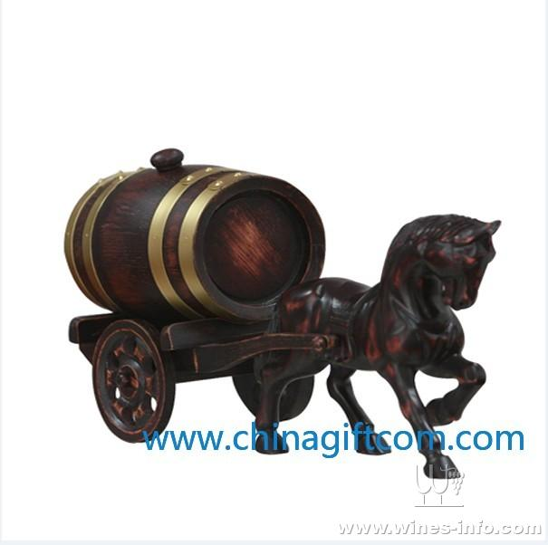 单马拉车橡木桶:中国葡萄酒资讯网
