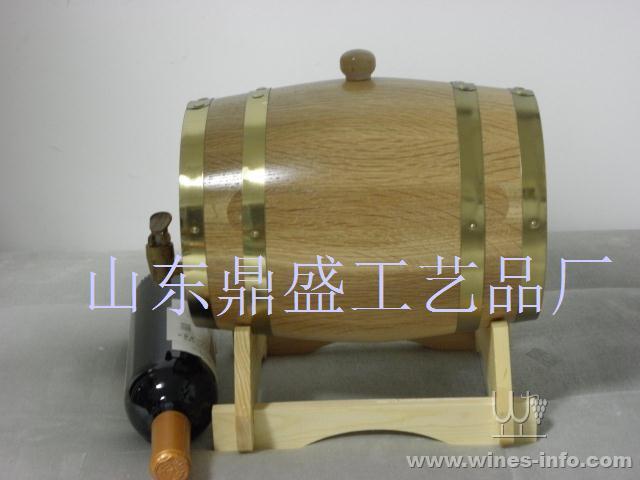 5l橡木红酒桶酒窖专用橡木桶橡木酒具橡木装饰木桶酒