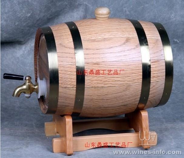 150l红酒桶橡木酒桶定做木质酒桶装饰红酒桶白酒木桶