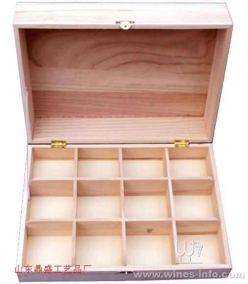 定做木盒木质茶叶盒原木茶叶盒木质包装礼盒红酒礼盒