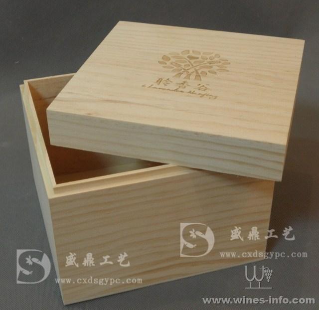 茶叶包装盒/茶叶木盒/铁观音礼盒/高档环保/曹县盛鼎