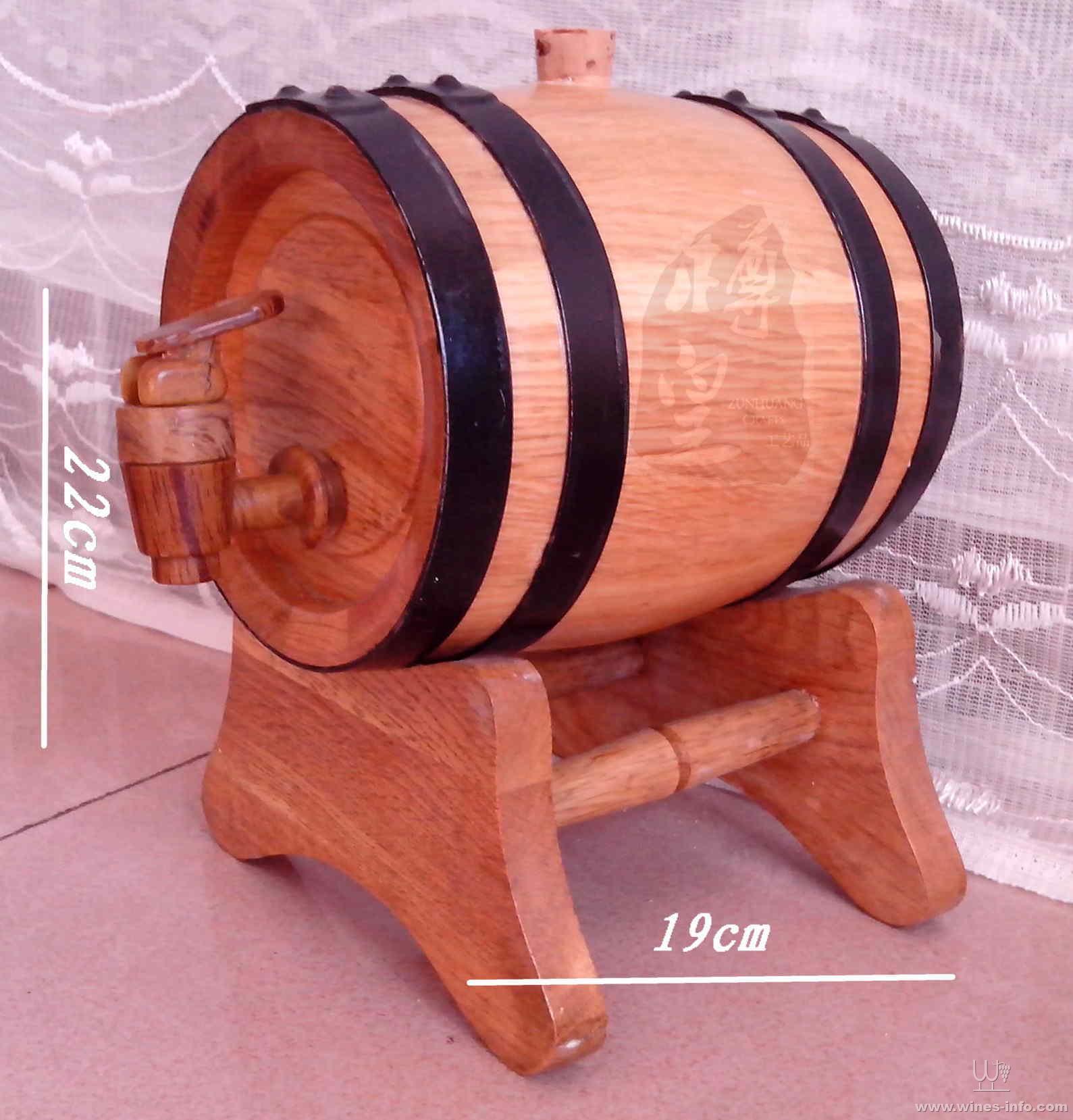 75l优质橡木酒桶红酒包装橡木桶;;